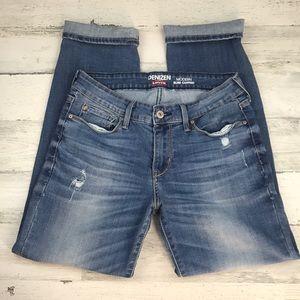 Denim - Levi's slim cuffed jeans size 6 / 28